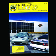 Birmingham AL, LOG 29 (Lotus Owners Gathering)