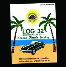 Orlando FL, LOG 32 (Lotus Owners Gathering)