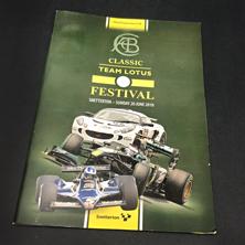 Snetterton, Classic Team Lotus Festival