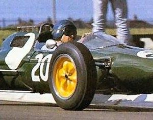 Grand Prix Victory #7 British GP 1962