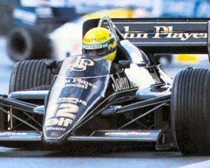 1985 Belgian GP