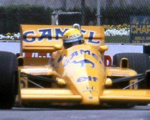 1987 USGP Detroit