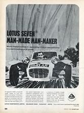 Lotus Components 1964