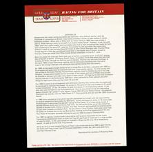 GLTL Press Release