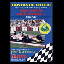 Team Castrol Lotus/Loctite