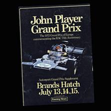 Brands Hatch, John Player Grand Prix