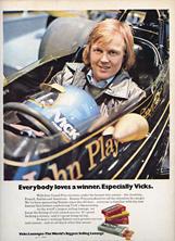Vicks Lozenges - 1973