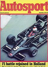 Type 78, Mario Andretti