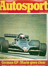 Type 79, Mario Andretti
