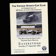 Silverstone VSCC Lotus Day