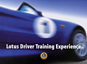 Lotus Driver Training Experience