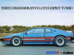 Essex Esprit Turbo