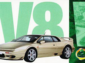 Esprit V8