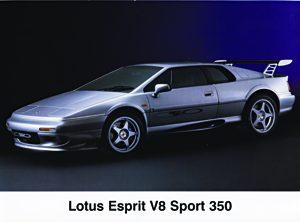 Lotus Esprit V8 Sport 350