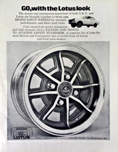 Brand Lotus 1972