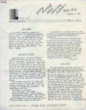 Lotus Ltd NewsLetter