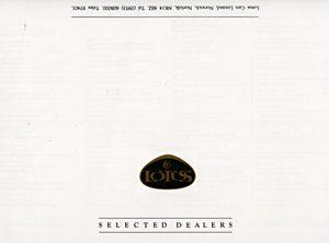 Lotus Dealers