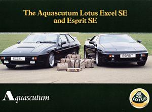 Aquascutum Excel and Esprit