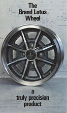 Brand Lotus Wheels