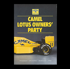 Camel Lotus Owners Party