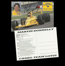 Camel Team Lotus - Donnelly