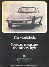 Lotus Cars Limited - 1971