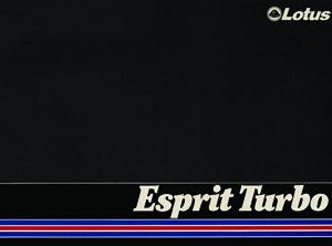 Esprit Turbo