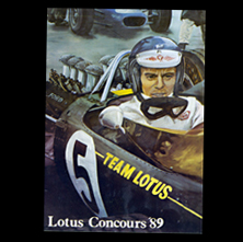 Hethel, Club Team Lotus Concours