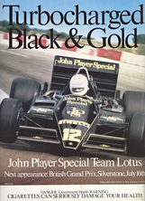 John Player Special - 1983