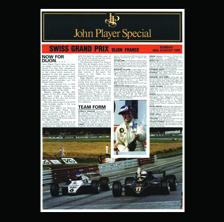 JPTL Race Sheet