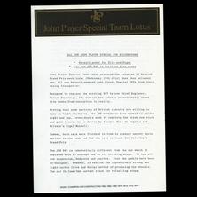 JPTL Press Release Type 94T