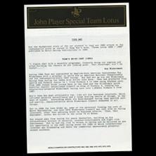 JPTL Press Release Type 96T
