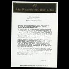 JPTL Press Release Type 97T
