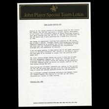 JPTL Press Release Type 98T