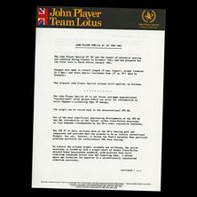 JPTL Press Release Type 87(B)