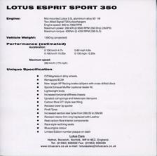 Esprit Sport 350