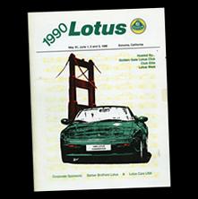Sonoma, 1990 Lotus Convention