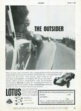 Lotus Retail Sales - 1963