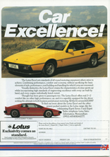 Lotus Cars Limited - 1983