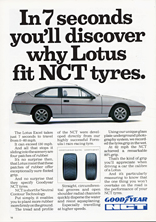 Goodyear Tyres - 1984