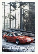 Lotus Cars Limited - 1984