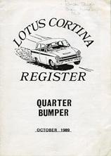 Quarter Bumper