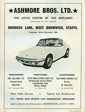 Ashmore Brothers Ltd.- 1964
