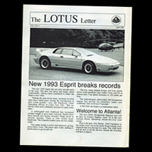The Lotus Letter - USA