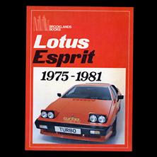 Lotus Esprit 1975-1981