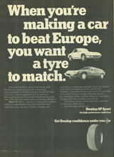 Dunlop - 1969