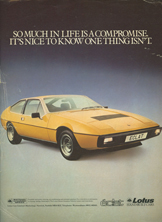 Lotus Cars Limited - 1980