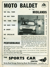 Moto Baldet - 1964