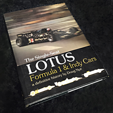 The Single Seat Lotus F1 & Indy Cars