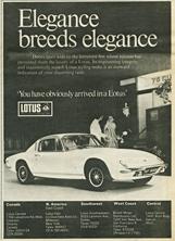 Lotus USA - 1970